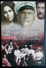 Romance Of A Horsethief (1971) afişi