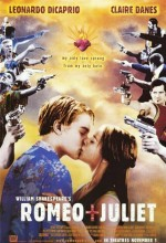 Romeo ve Juliet (1996) afişi
