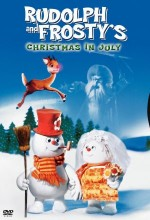 Rudolph And Frosty's Christmas in July (1979) afişi