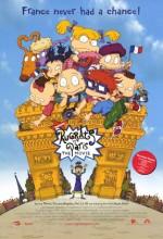 Rugratlar Paris'te (2000) afişi