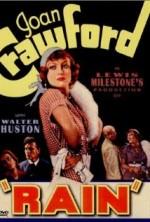 Rain (1932) afişi