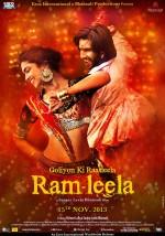 Ram Leela (2013) afişi