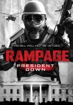 Rampage: President Down (2016) afişi