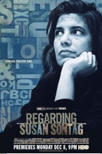 Regarding Susan Sontag (2014) afişi
