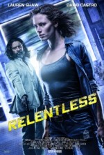 Relentless (2017) afişi