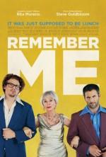 Remember Me (2017) afişi
