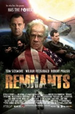 Remnants (2013) afişi