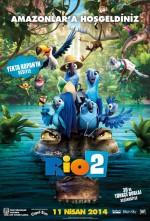 Rio 2 (2014) afişi