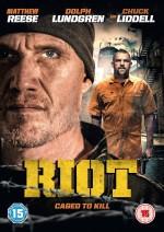 Riot (2015) afişi