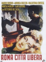Roma, città libera (1946) afişi