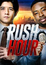 Rush Hour (2016) afişi