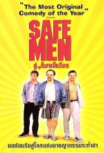 Safe Men (1998) afişi