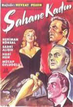 Şahane Kadın (1961) afişi