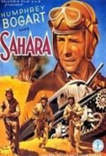Sahara (1943) afişi