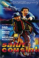 Salut Cousin (1996) afişi