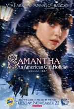 Samantha: An American Girl Holiday (2004) afişi