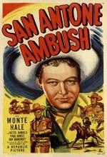 San Antone Ambush (1949) afişi