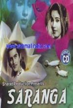 Saranga (1960) afişi