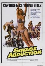 Savage Abduction (1973) afişi