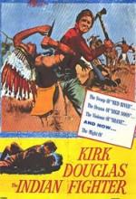Savaşçı Kızılderili (1955) afişi