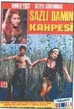 Sazlı Damın Kahpesi (1969) afişi