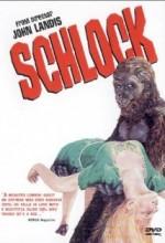 Schlock (1973) afişi