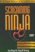 Screaming Ninja (1987) afişi