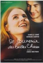 Se Souvenir Des Belles Choses (2001) afişi