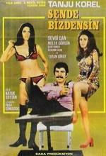 Sen De Bizdensin (1970) afişi