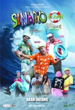 Senario The Movie Episode 2: Beach Boys (2009) afişi