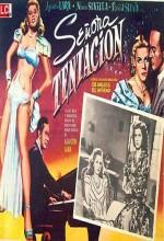 Señora Tentación (1948) afişi
