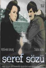 Şeref Sözü (1977) afişi