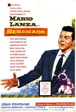 Serenat (1956) afişi