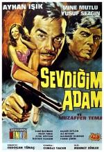 Sevdiğim Adam (1969) afişi