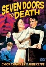 Seven Doors To Death (1944) afişi