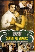 Seven Ne Yapmaz. (1970) afişi