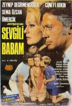 Sevgili Babam (1969) afişi