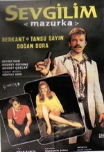 Sevgilim Mazurka (1970) afişi