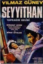 Seyyit Han (Toprağın Gelini) (1968) afişi