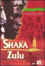 Shaka Zulu (1987) afişi