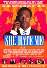 She Hate Me (2004) afişi