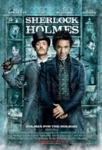 Sherlock Holmes (2009) afişi