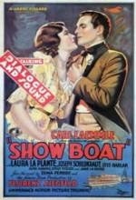 Show Boat(ı) (1929) afişi
