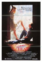 Sıcak Yaz (1987) afişi