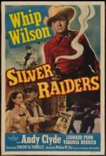 Silver Raiders (1950) afişi