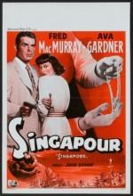 Singapore (1947) afişi