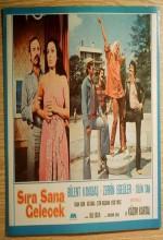 Sıra Sana Gelecek (1978) afişi