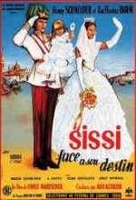 Sissi : Bir Imparatoriçenin Kaderi (1957) afişi