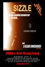 Sizzle: A Global Warming Comedy (2008) afişi