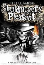 Skulduggery Pleasant (2013) afişi